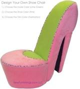 High Heel Shaped…Chair