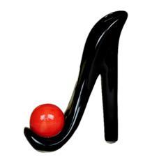High heel shaped vase heel me