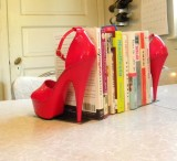 Heel bookends