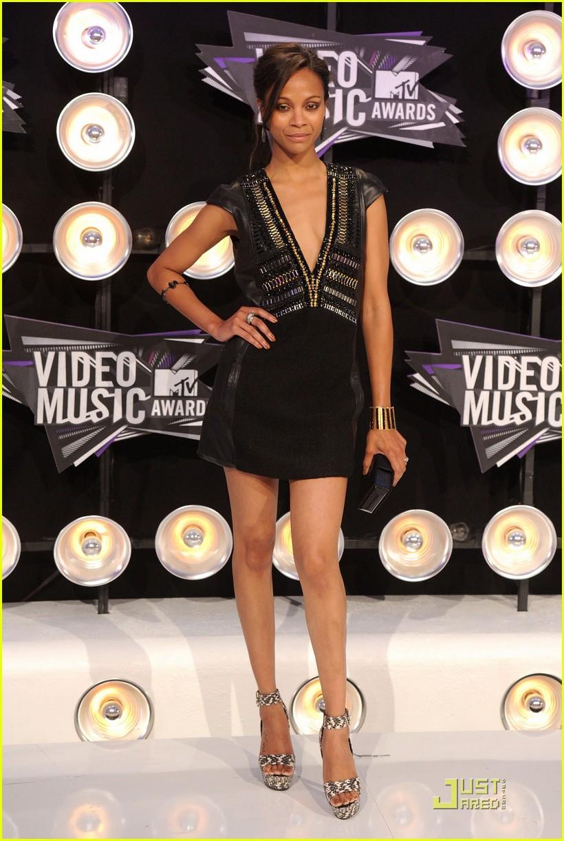 Selena Gomez High Heel Boots MTV VMAs 2011 Red Carp...