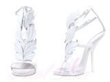 "Giuseppe Zanotti's ""Cruel Summer"" Shoe for Kanye West"