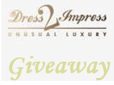 Dress2Impress Xmas giveaway