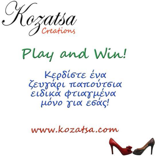 Kozatsa giveaway