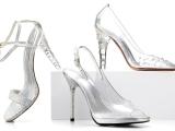 Stuart Weitzman designs Cinderella's glass slippers forBroadway