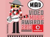 ΜAD VIDEO MUSIC AWARDS 2013