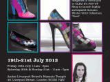 CLEO B Pop-Up Shop at Andaz Liverpool Street