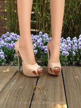 M Shoe Design by MorKoren